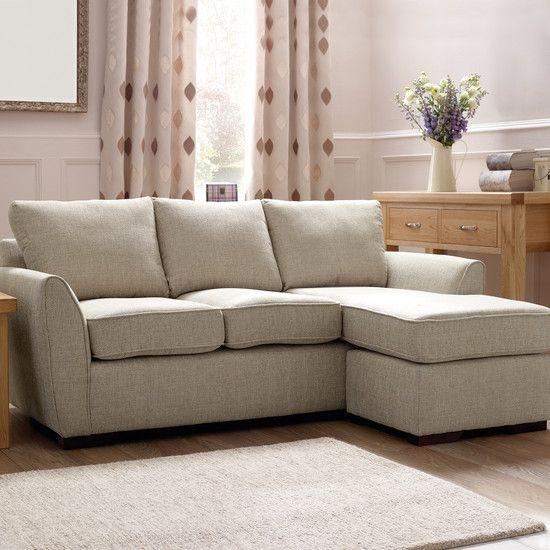 Kingston Corner Sofa #Dunelm #Decor #Home #Sofa
