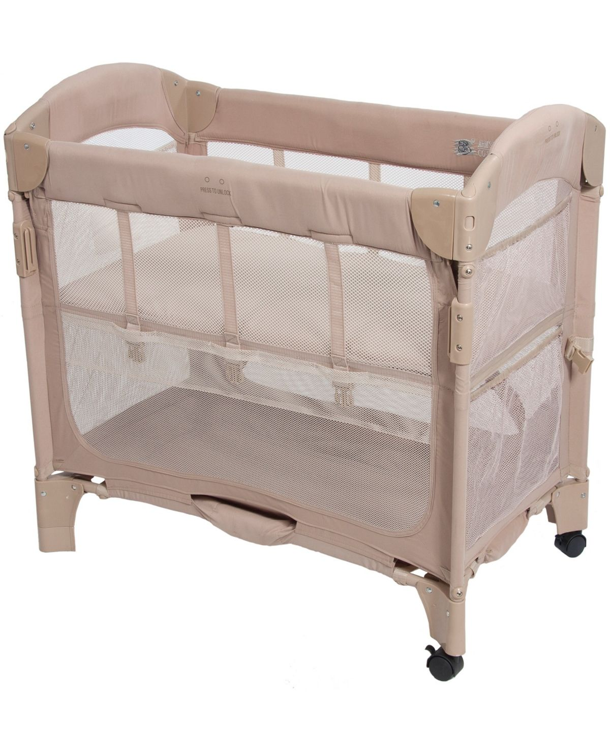 Arm S Reach Mini Ezee 2 In1 Co Sleeper Reviews Furniture