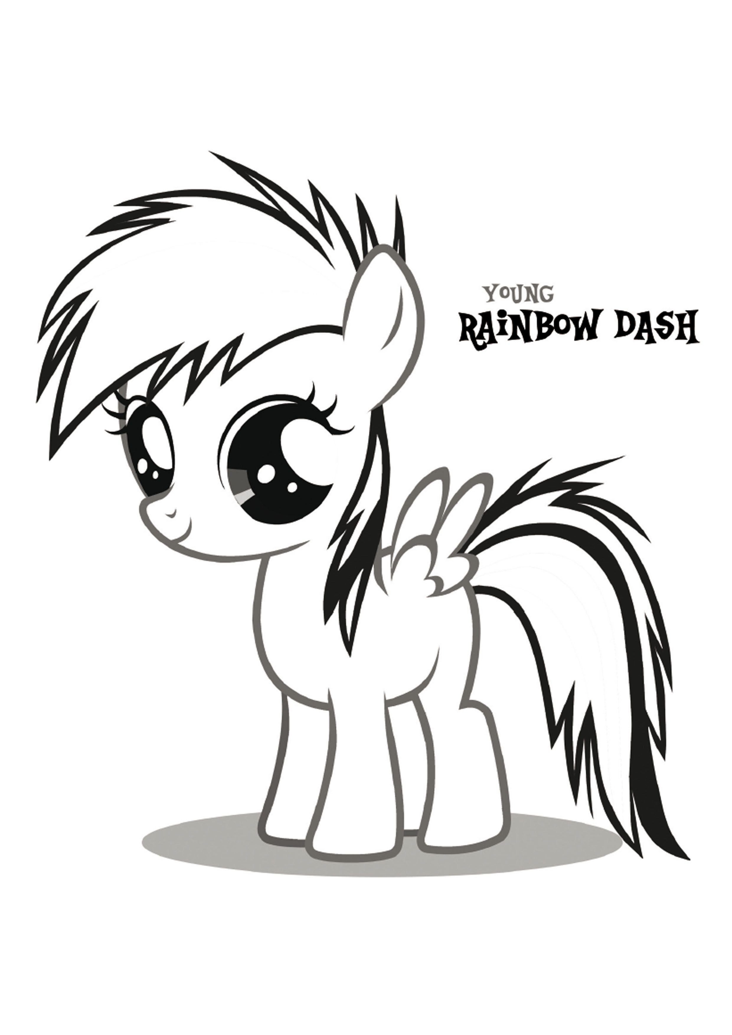 rainbow dash | detailed pics | Pinterest