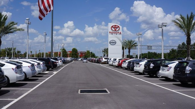Toyota is officially the most valuable auto brand on the planet - see all of the quality, reliability, and affordability this brand has to offer you! Visit Toyota of Orlando today!   http://blog.toyotaoforlando.com/2013/10/toyota-named-most-valuable-automotive-brand/