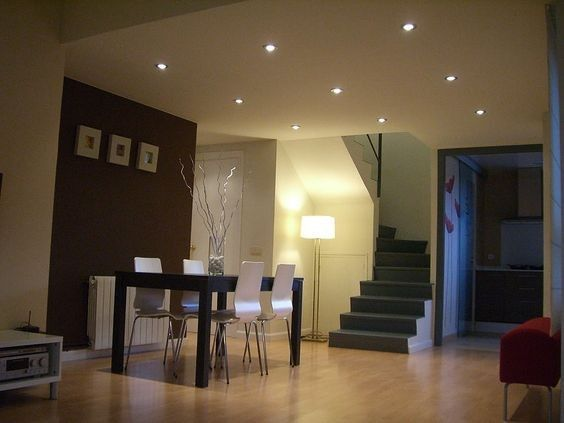 Luces led en el techo Sala Pinterest Ceiling and Walls - Techos Interiores Con Luces