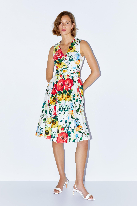 Floral print dress  Dresses, Floral print dress, Fashion