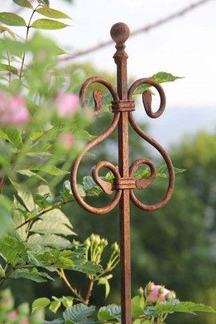 staudenst tze staudenhalter rankhilfe kletterhilfe rosenbogen rosenst be pflanzenst tze. Black Bedroom Furniture Sets. Home Design Ideas