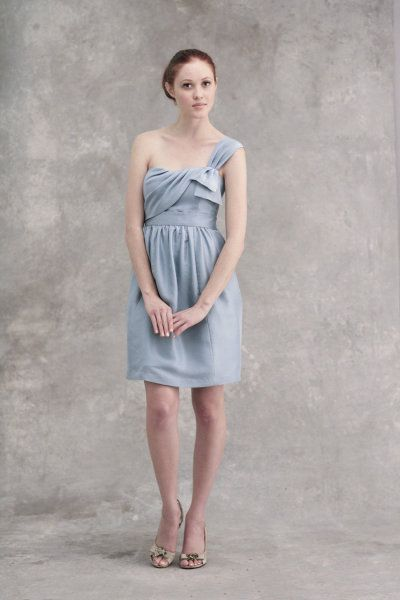 Love this bridesmaids dress, especially in a bolder color. wish it wasn't so expensive ...