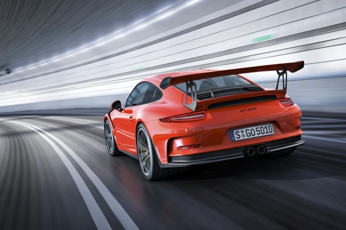 9 Official Images Of The Track Weapon 494bhp Porsche GT3 RS