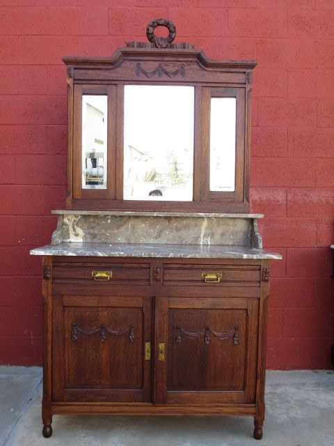 French Antique Dresser Antique Washstand Commode 1900 | For the Home ...