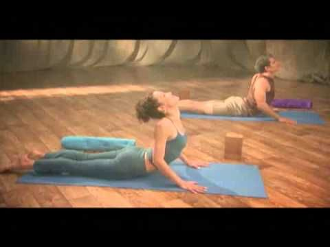 youtube  cobra pose yoga pilates yoga