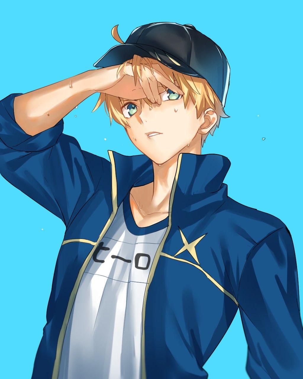 Anime cute boy Anime