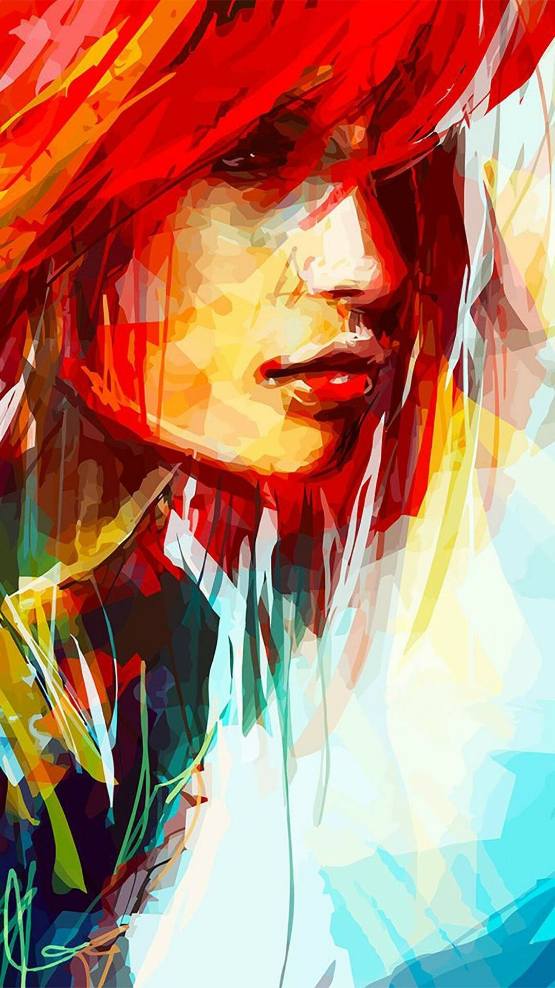 Pin by Hendie Purwiliarto on Phone Backgrounds Painting