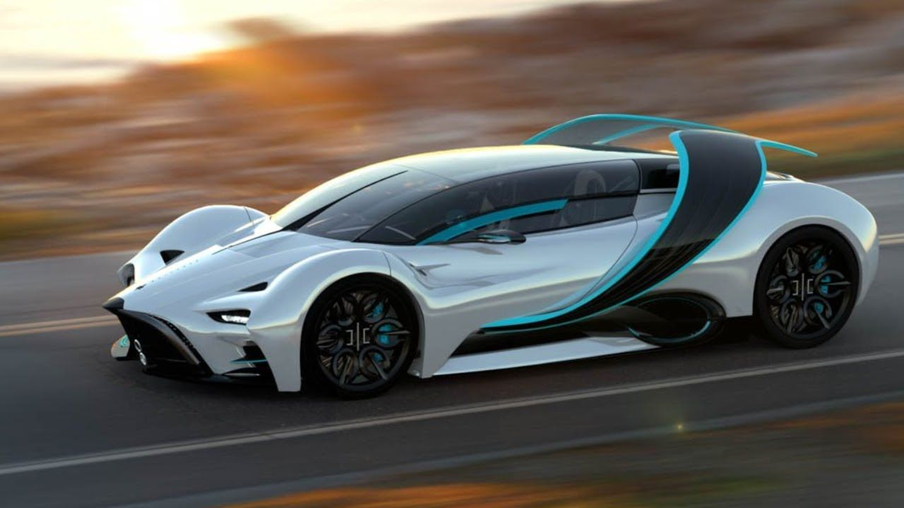 Hyperion Xp 1 Hydrogen Hypercar In 2020 Hydrogen Car Super Cars New Cars