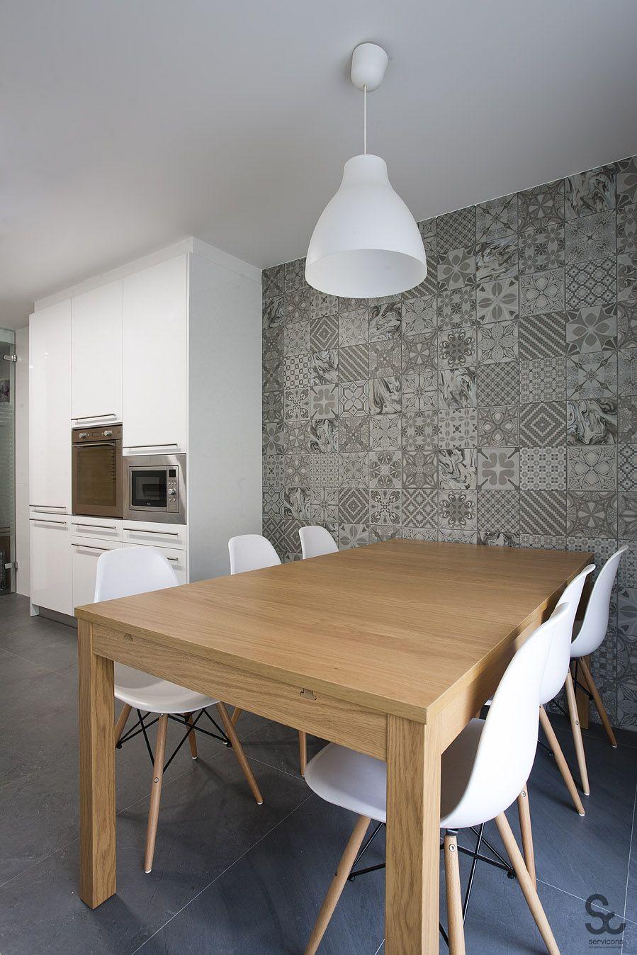 Resultado De Imagen De Mesa Cocina Blanca Mesa Cocina Pinterest - Mesa-cocina-blanca