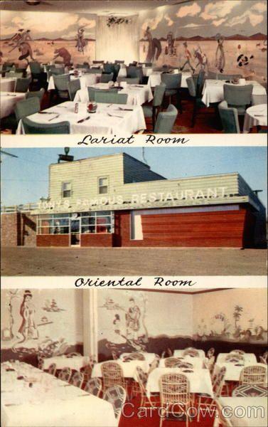 Tony S Famous Restaurant Fort Dodge