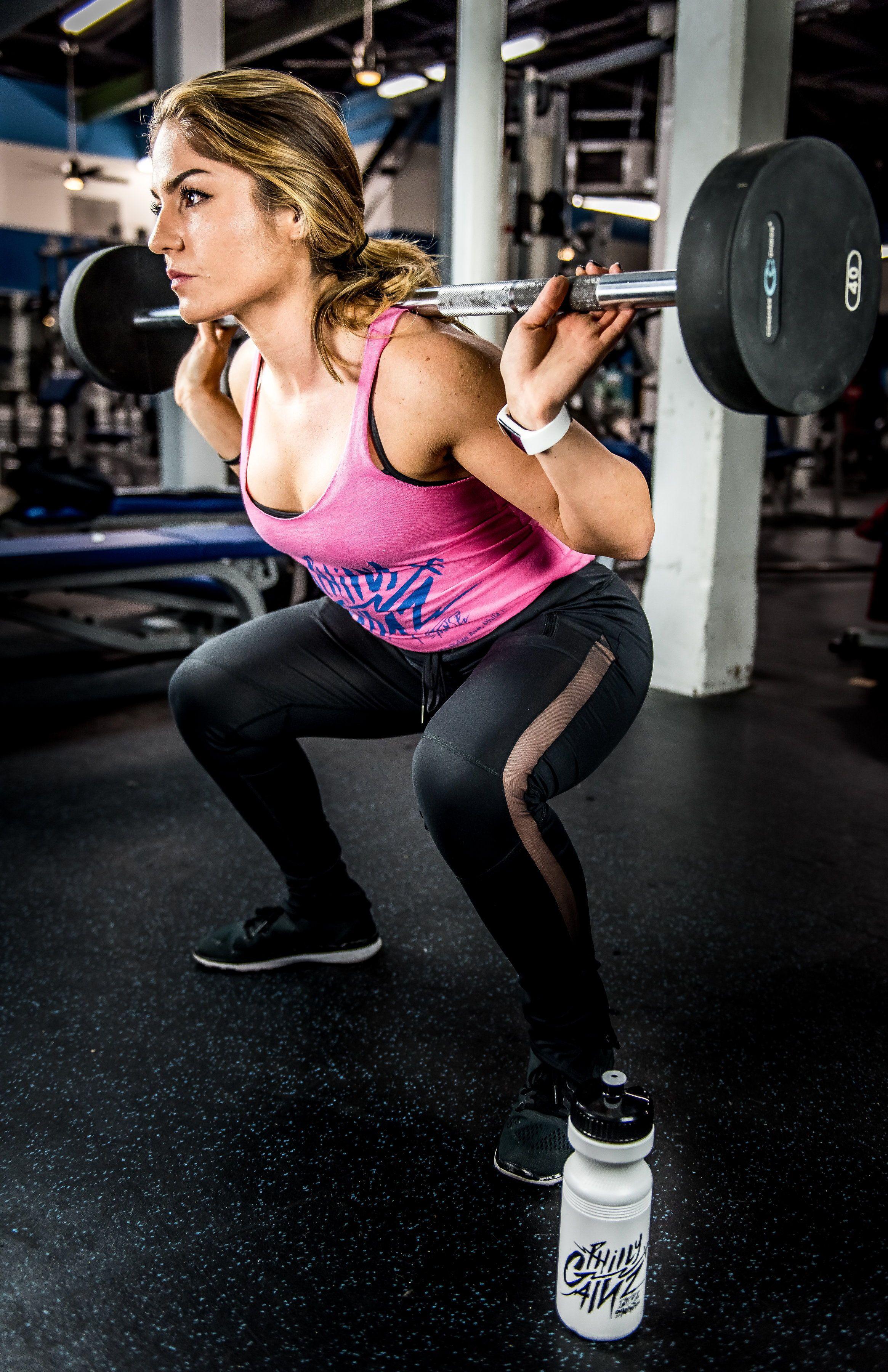 J J Studios Philadelphia Female Fitness Model Fit Chicks Fit Women