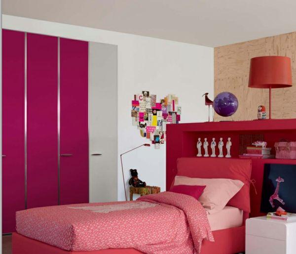Stilvoller Kleiderschrank für das Schlafzimmer selber