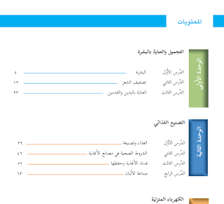 كتاب التعليم المهني للصف التاسع الاساسي الفصلين الاول والثاني Chart Blog Posts Blog