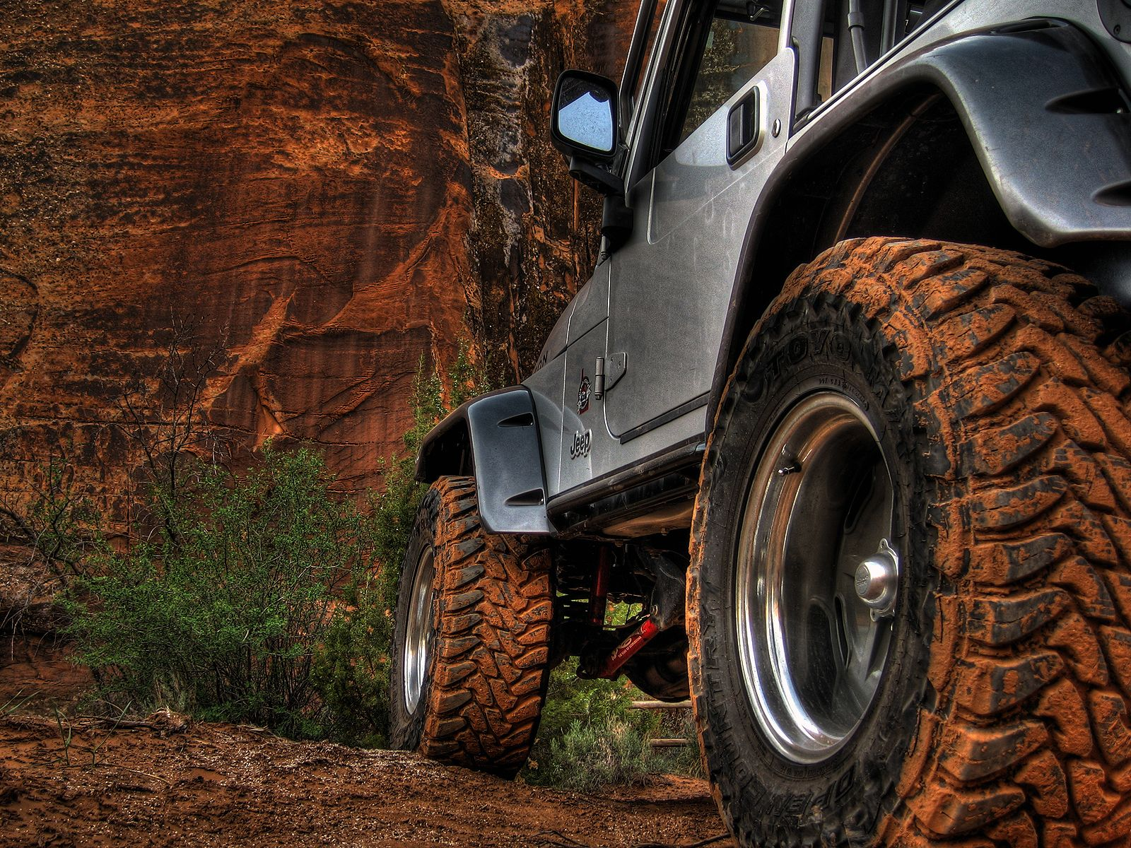 Jeep On An Open Road Bing Images Jeep Autos Motores