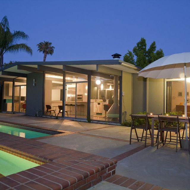 Ultra Modern Home Exteria: Ultra Modern Homes, Mid Century Modern