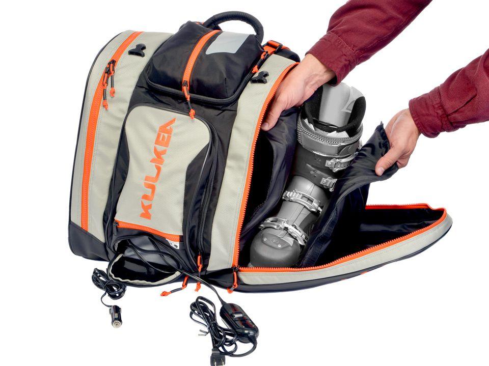 3658c214e3 Pin by KULKEA on KULKEA - Heated Ski Boot Bag