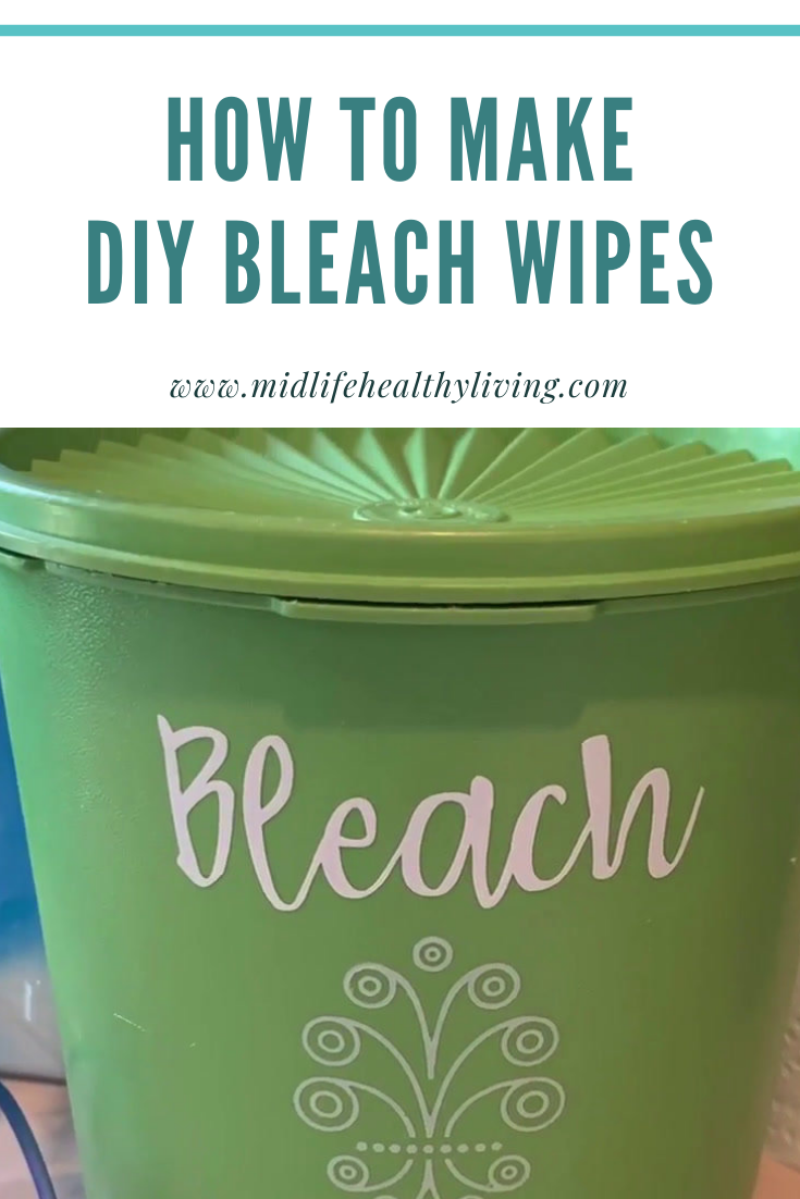 DIY Bleach Wipes to Make at Home in 2020 Homemade clorox