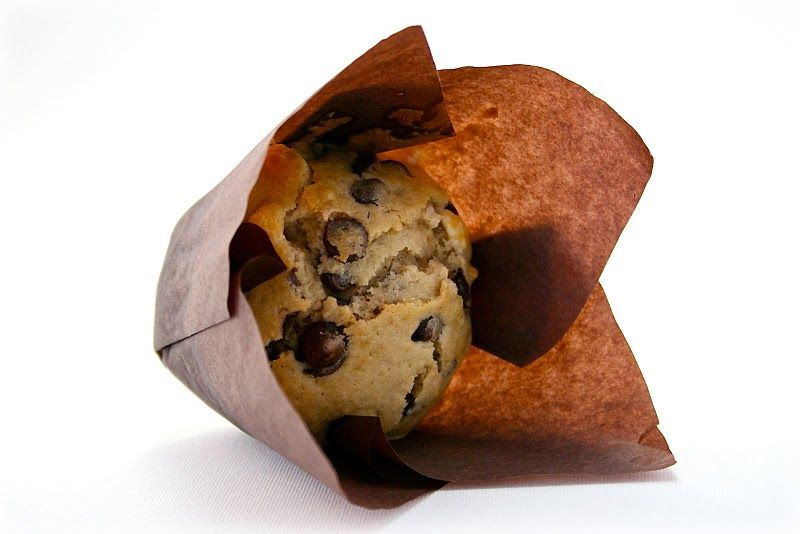Food and Cook by trotamundos » CHOCOLATE CHIPS MUFFINS