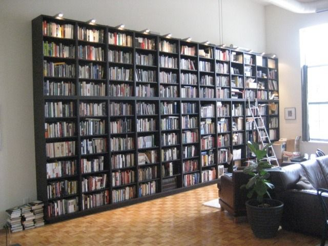 Bookshelf Porn: Photo | office & library | Pinterest