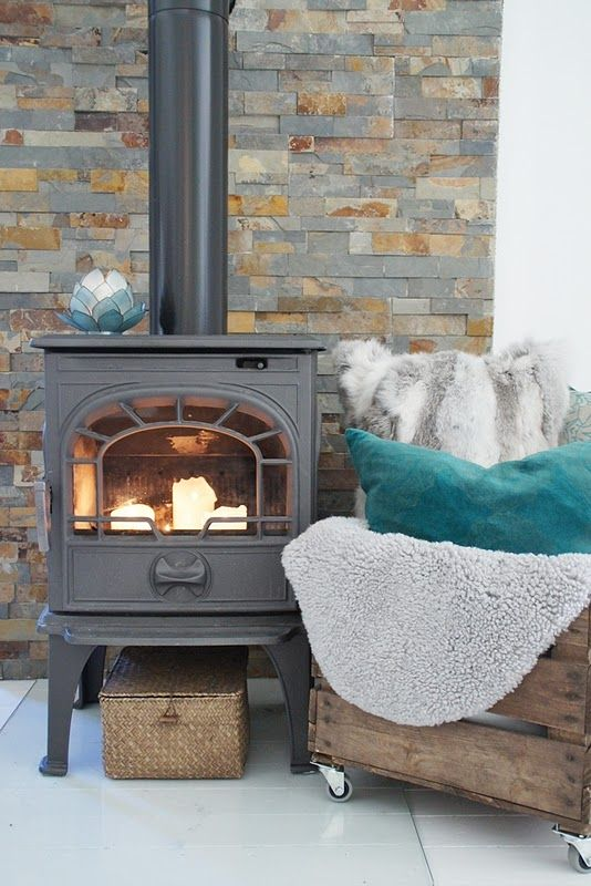 Love Wood Stoves Home House Interior Wood Stove