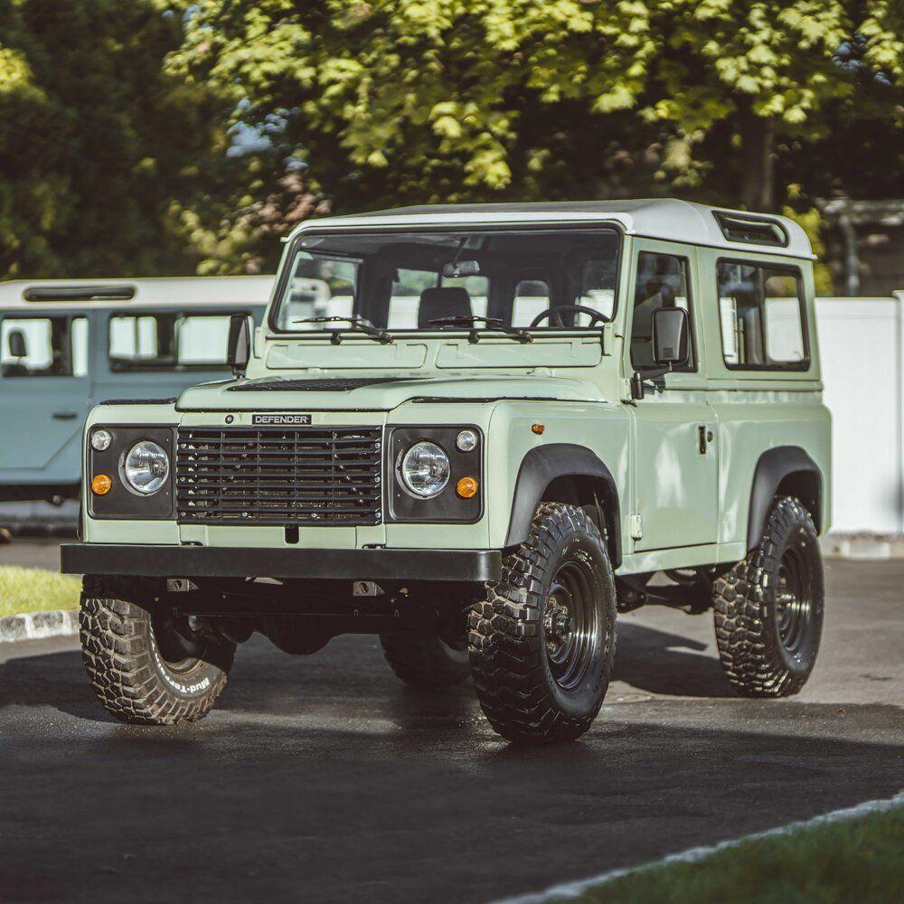 Land Rover Defender 90 Land Rover Defender Defender 90 Land Rover
