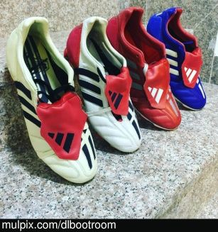 65fff8d20594 A list of adidas Predator Mania in different styles and colours.