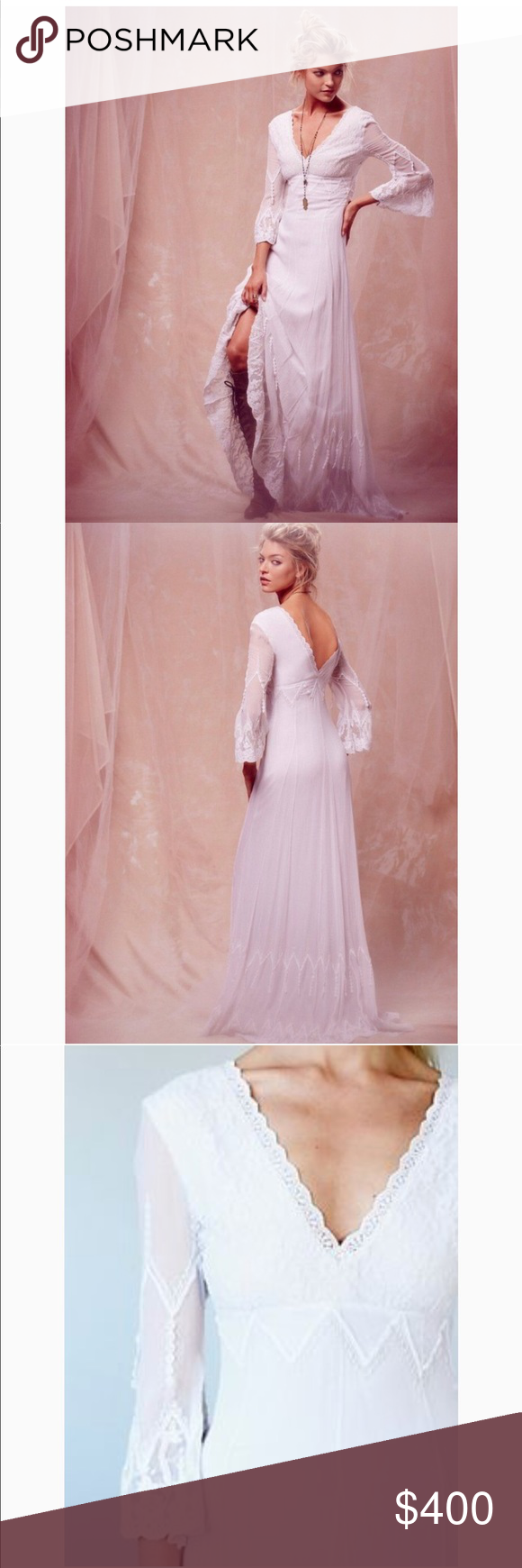 Free People Candela Mystic Gown