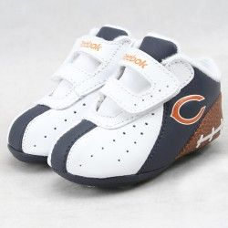 a4656097 Chicago Bears Nursery | Reebok Chicago Bears Infant Crib Shoes ...