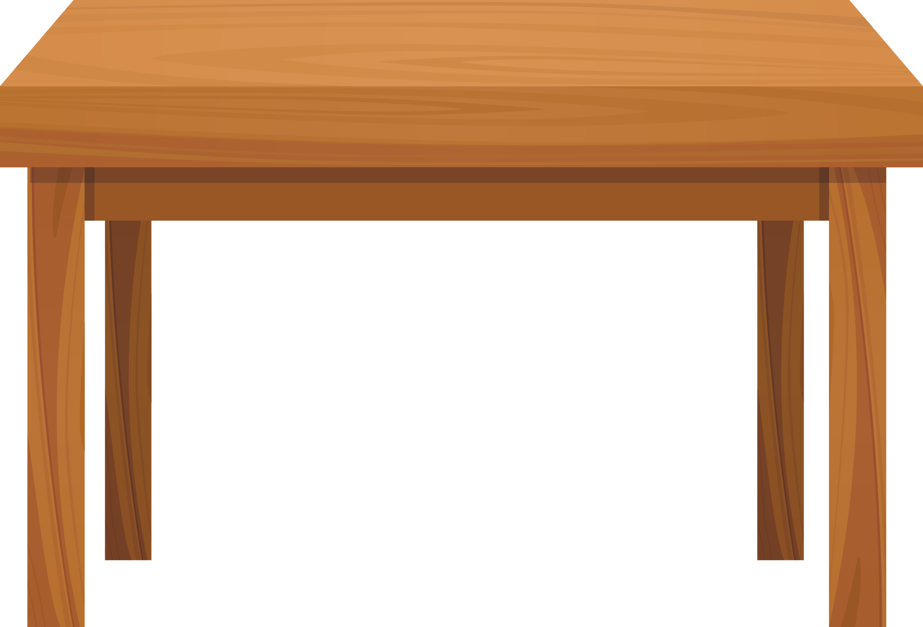 Vector Table Wood Tables Free Transparent Image Hq Furniture Wood Table Retro Appliances