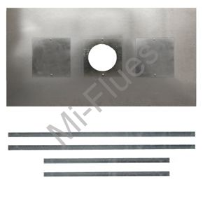 Register Plate G 125 150mm Hole 900mm X 495mm 2 Access Holes Register Plates Are Used To Seal Off The Base Of The Chi Chimney Sweep Chimney Cowls Liner