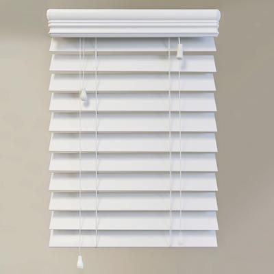 Home Decorators Collection 42x48 White 2 5 Inch Premium Faux Wood