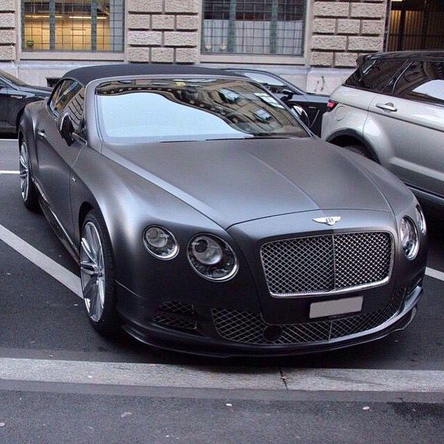 Continental GT Convertible #dadriver #Bentley #Continental