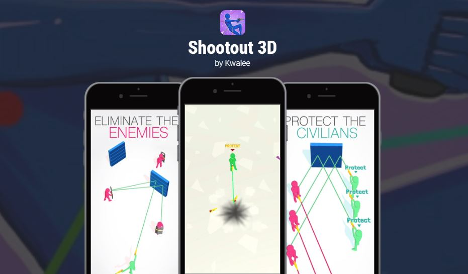 Shootout 3d Mod Apk Games Download Games Billiards Game