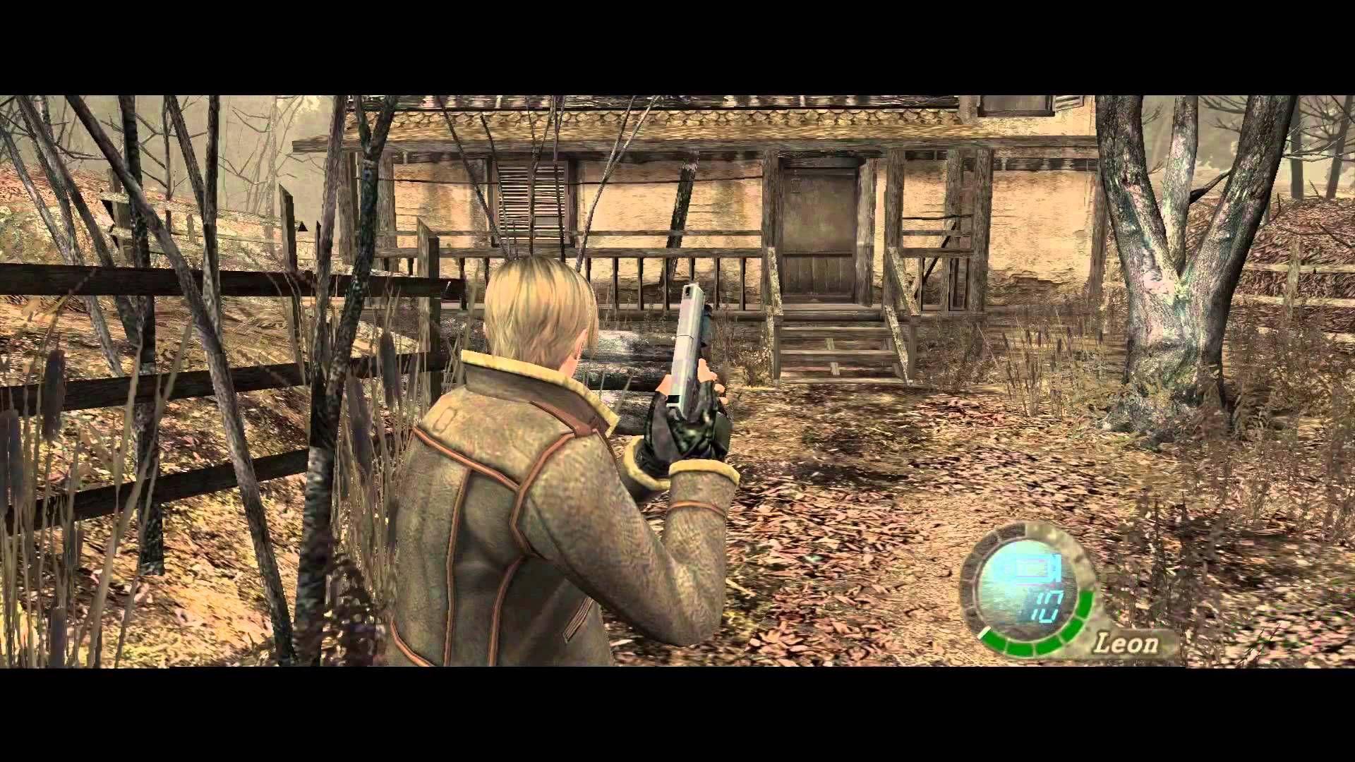 Dolphin Emulator 4 0 2 | Resident Evil 4 [1080p HD