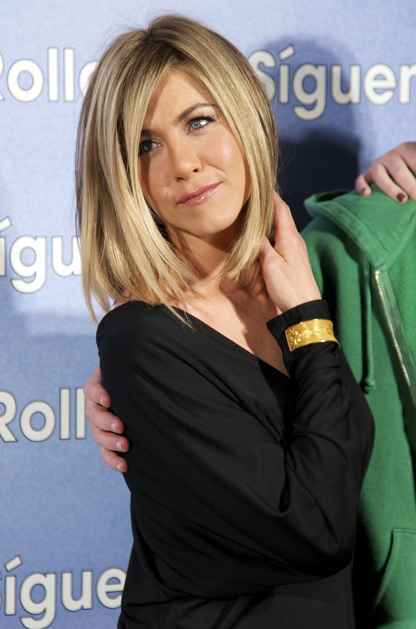 Jennifer Aniston Short Bob Hair Pinte