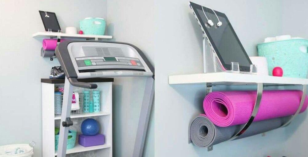 comment am nager un coin sport la maison home decor. Black Bedroom Furniture Sets. Home Design Ideas