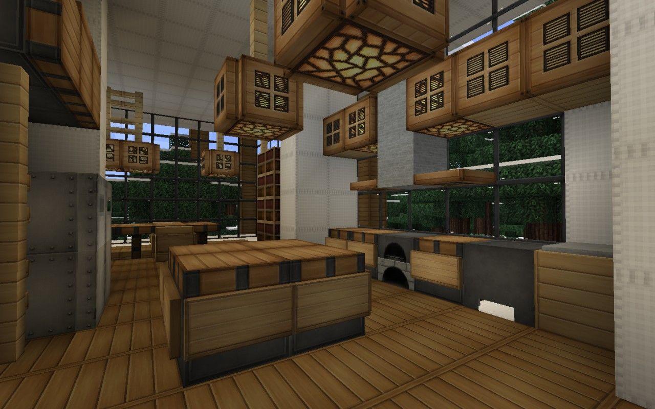 Minecraft Kitchen Ideas Design Home Design Idea Pinterest