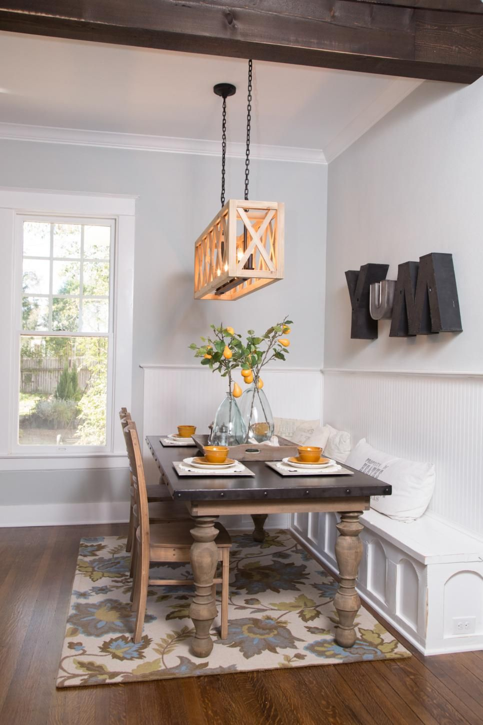 Check Out Carpenter Clint Harp S Best Furniture Pieces As Seen On Hgtv Fixer Upper