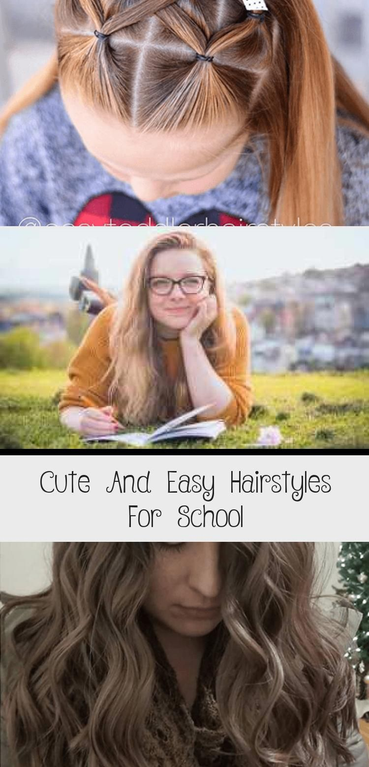 Long Hair Easy Cute Hairstyles For Little Girls 101