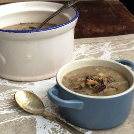gezonde champignonsoep maken