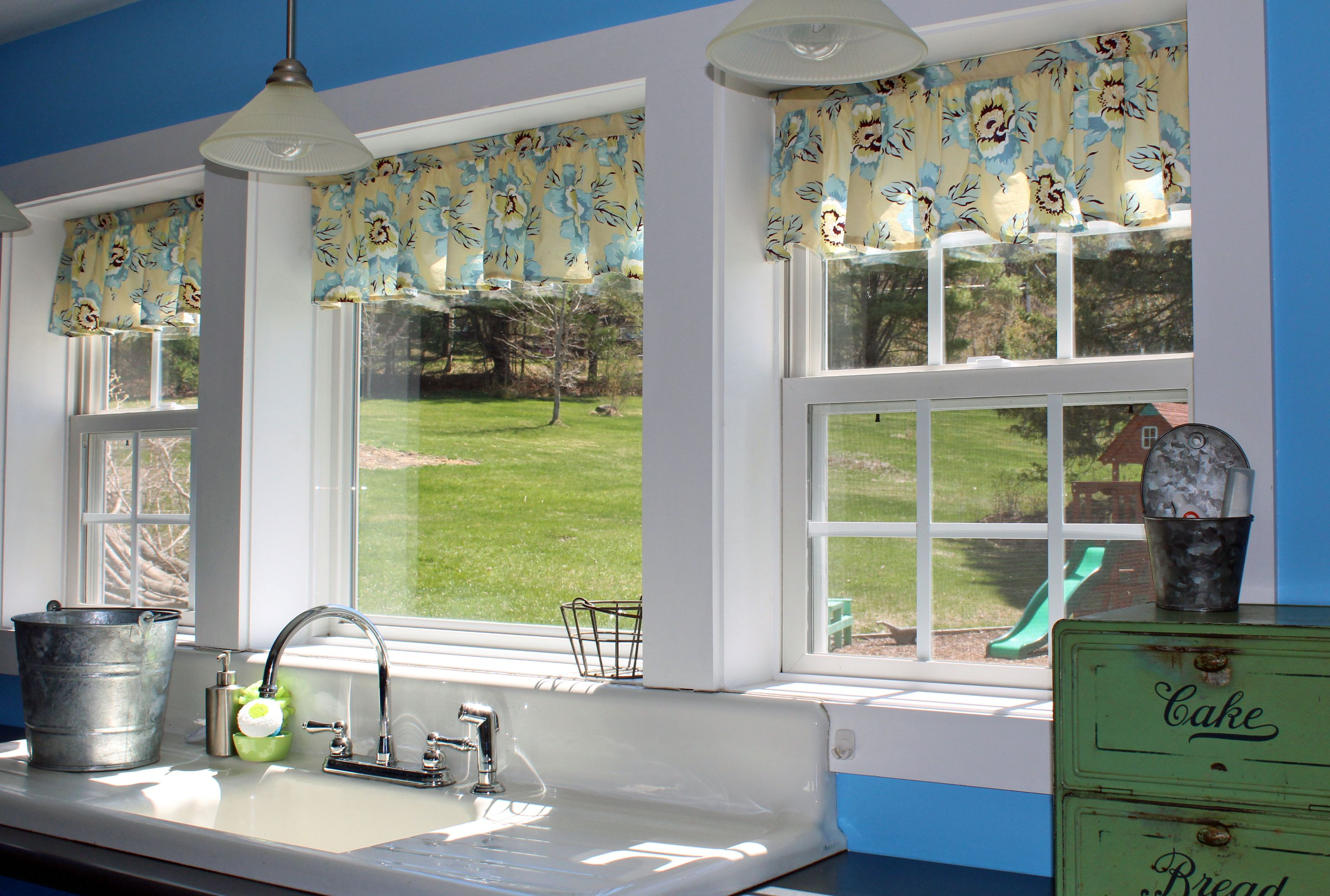 Homemade kitchen curtains becouz kitchen pinterest kitchen