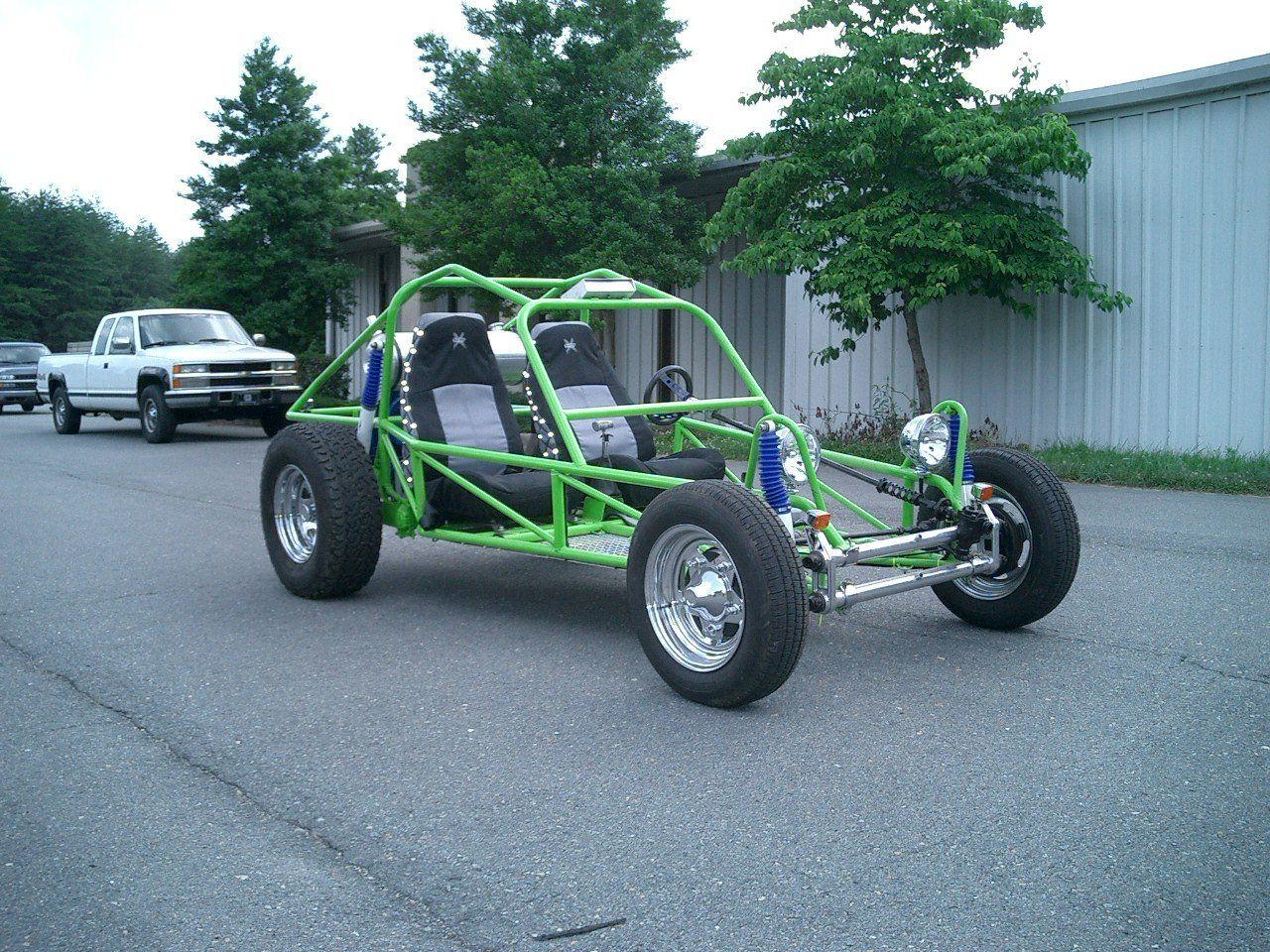 My old VW Rail Dune Buggy