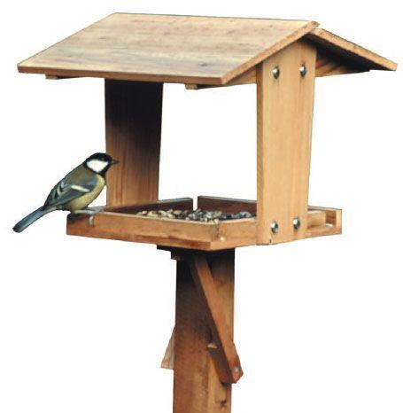 Birdfeederplans Diybirdfeederplans Homemadebirdfeeder
