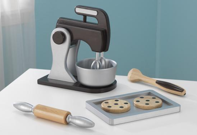 Enter To Win This Kidkraft Espresso Baking Set Over At