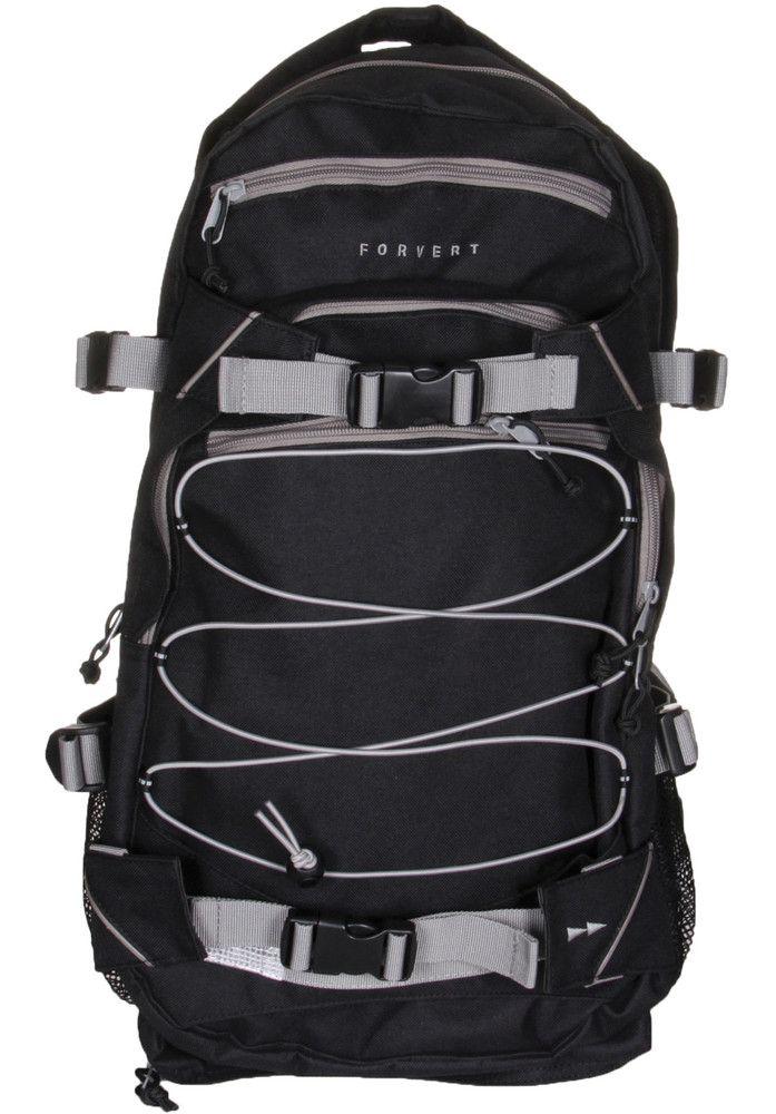 Forvert Ice-Louis, Backpack, black-grey #Backpack #AccessoriesMale #titus #titusskateshop