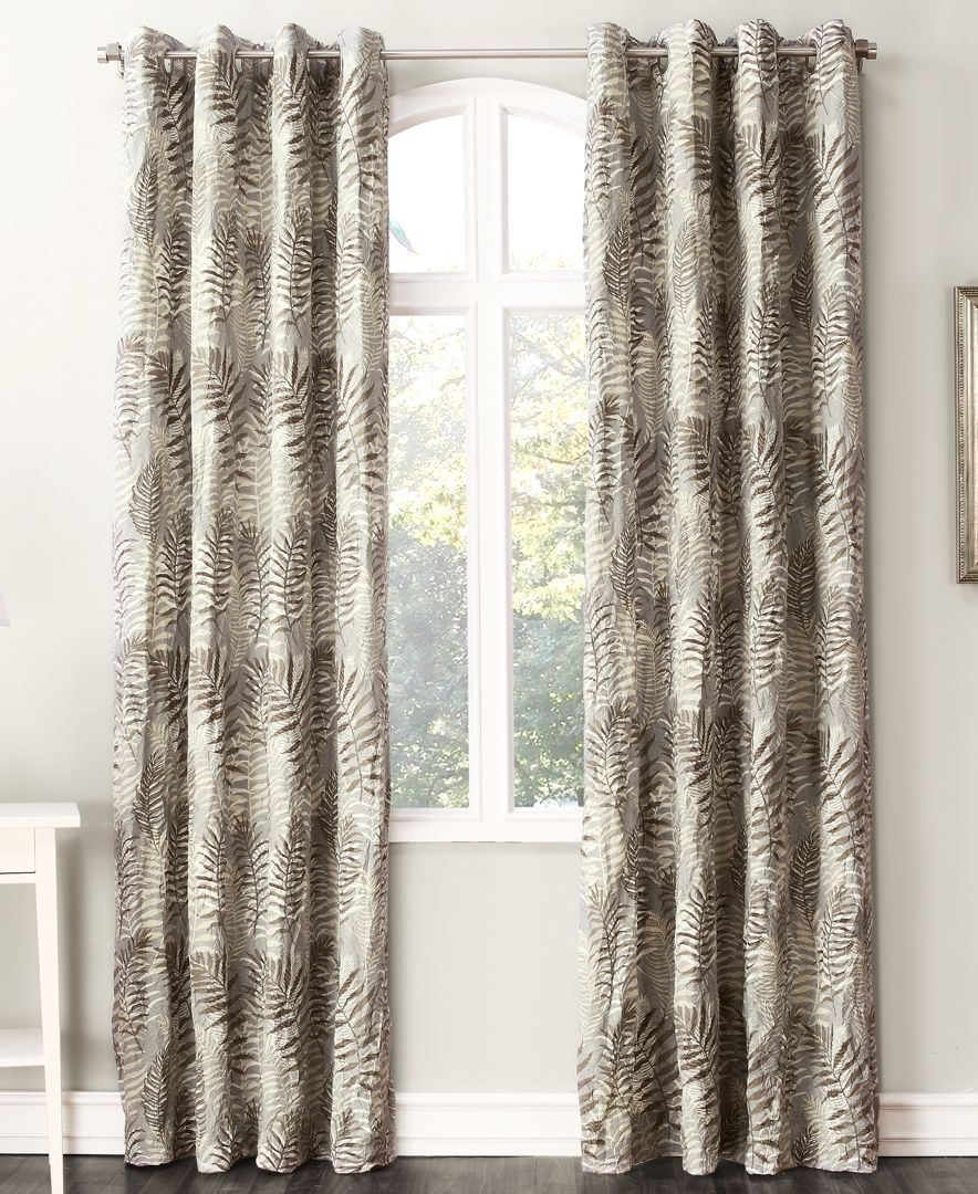 Lichtenberg No 918 Alma 50 X 63 Curtain Panel