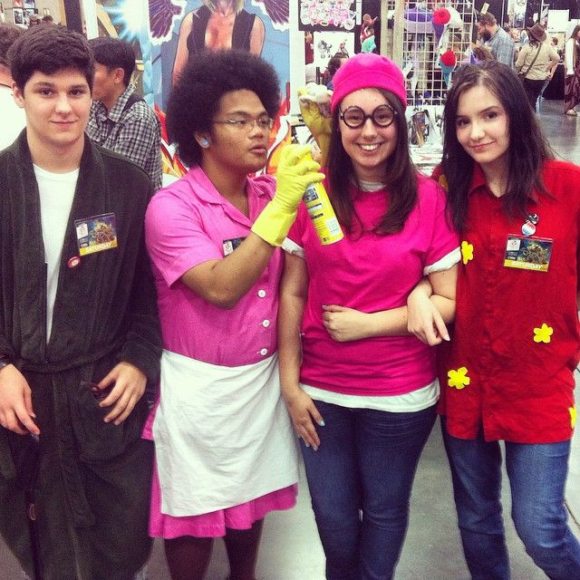 Meg The Costume Costumes and Halloween costumes - pop culture halloween ideas