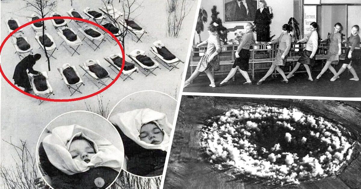 21 de fotografii istorice care dovedesc ca lumea sa